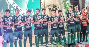 Paranaense se medirá a Benjamín Aceval en su debut en este Nacional. (Foto Gentileza Red Deportiva)
