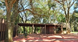 Se trata de uno de los parques que son construidos por la Itaipú Binacional.