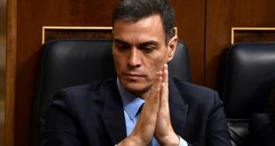 El presidente del gobierno español Pedro Sánchez.