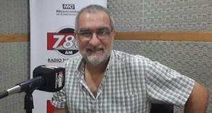 Pepe Costa, periodista.