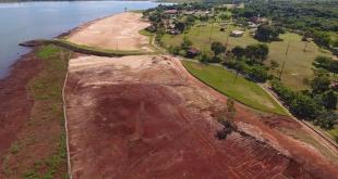 El trabajo está siendo llevado a cabo por la Itaipú Binacional.
