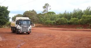 Se trata de una vía de todo tiempo del acceso a esta localidad para conectarse con el tercer Tramo del Corredor de Exportación: Ñacunday - Los Cedrales.