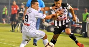 El  conjunto santaniano buscará la victoria y el pase a la siguiente fase de la Copa Sudamericana. (Foto Prensa Santani)