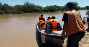 La SEN también asistió a familias argentinas afectadas por la crecida del río Pilcomayo.
