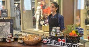 Los invitados podrán disfrutar de los productos Delicatessen.