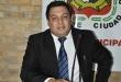 """Teodoro """"Tedy"""" Mercado (PLRA), concejal y candidato a intendente."""