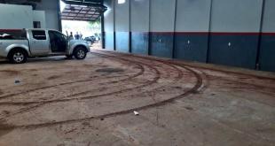 El taller contaba con una orden fiscal de resguardo policial, a cargo del Departamento de Control de Automotores y aun así estos vehículos fueron sustraídos del lugar.