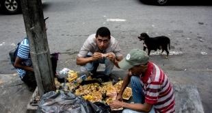 El pueblo de Venezuela está inmerso en la miseria y el hambre y Nicolás Maduro se niega a permitir el ingreso de la ayuda humanitaria.