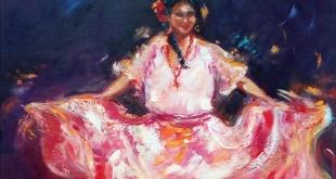 Obra de Beatriz Holden, que estará en exposición.