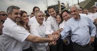 El presidente Mario Abdo Benítez, esta vez, viajará a Chile para participar de una cumbre de mandatarios de la región.