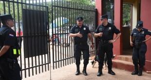 Ahora se aguarda el inicio del conteo de los votos. Foto: Andrés Zárate - ADN Paraguayo.