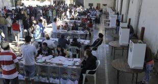 Más del 70% de los votos van dirigidos a los partidos tradiciones, haciendo una correlación con el resultado que se obtuvo en las elecciones municipales del 2015 en esta ciudad.