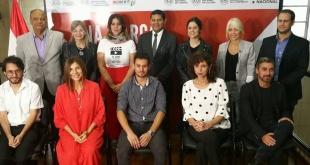 Las cinco finalistas del concurso son Celeste Prieto, Adrián Brítez, Alejandro Rebull, Iván Petkewics y María Teresa Sirvent.