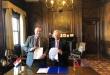 El Ministerio de Hacienda de Paraguay pretende llevar adelante con el Ministerio de Hacienda de Chile estudios técnicos o de investigación.