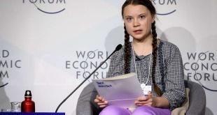 Greta Thunberg alcanzó notoriedad mundial gracias a sus protestas contra el cambio climático.