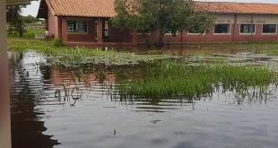 Las inundaciones en la Isla Margarita son habituales.