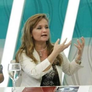 Rosa Vaccetta, dirigente social enfrentada a Mario Ferreiro.