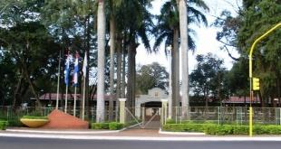 Sede de la Municipalidad de Ciudad del Este. La atención de las agrupaciones políticas está centrada en la toma de poder en la segunda ciudad más importante del país.