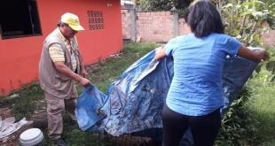 Esta semana se intervinieron diversos barrios de Asunción y ciudades del departamento Central.