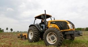 Las maquinarias agrícolas permitieron la preparación de unas 5.000 hectáreas de suelo para cultivo de autoconsumo.