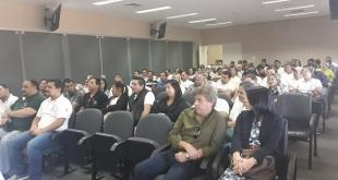 Durante la reunión de trabajo que mantuvieron con autoridades electorales fue presentado además el plan de trabajo a ser desarrollado.