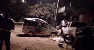 Al conductor del vehículo que ocasionó el accidente fatal se le practicó la prueba de alcotest, que arrojó un de resultado 0,71. Foto: La Nación.