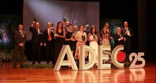 Las empresas galardonadas de los Premios ADEC.