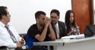 Los juzgadores fueron Marino Méndez, Zunilda Martínez y Herminio Montiel.