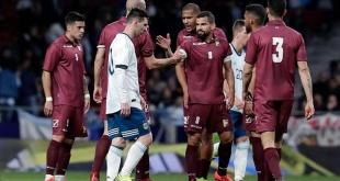Argentina fue superada de principio a fin por una gran  Venezuela  en amistoso de fecha FIFA 2019.