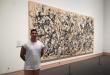 Marcelo Chaparro es un artista muy conocido en la región de la triple frontera.