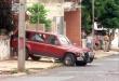 Así quedó el vehículo en el que se desplazaba el entonces vicepresidente de la República, Luis María Argaña.