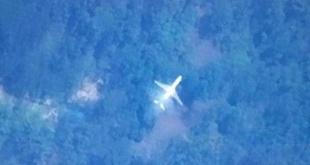 Se encontraron algunos restos que coinciden con la aeronave.