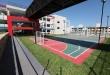El complejo educativo tiene una dimensión de 7.500 m2. La financiación integral fue de G. 9.400 millones.
