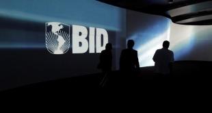 El BID, con sede en Washington, es un banco multilateral centrado en el financiamiento en América Latina y el Caribe.