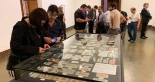 Exposición que se lleva a cabo en el Centro Cultural de la República El Cabildo.