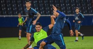 Cerro Porteño jugará el martes (19:15) ante el Atlético Mineiro de Belo Horizonte.