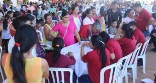 Ciudad Mujer Móvil llegará al primer departamento del país. Foto Ministerio de la Mujer.