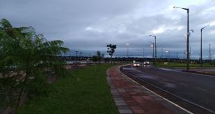 En cuanto al ambiente, se prevé que luego de las lluvias previstas, las temperaturas registren un descenso. Foto: Fabián Sanchez - ADN Paraguayo.