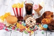 El consumo exagerado de productos con azúcar es perjudicial.