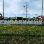Encarnación, capital de un departamento turístico, entre la espera de las vacunas y el cierre de la vecina Posadas