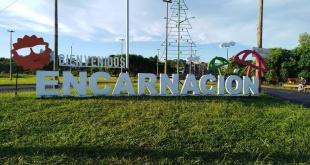 """La """"Perla del Sur"""", capital del carnaval,  capital del verano paraguayo,  celebra hoy su 404 aniversario de fundación."""