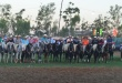 Delegación de jinetes del país en San José de los Arroyos