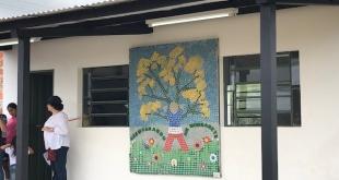 Unos 220 niños y niñas son beneficiados con estas obras.