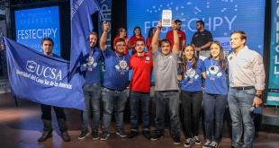 En la categoría Universidad el premio fue para la UCSA.
