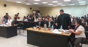 Según fue probado, el 18 de marzo del 2014, el ahora condenado, atacó a Pedro Benítez Delvalle.