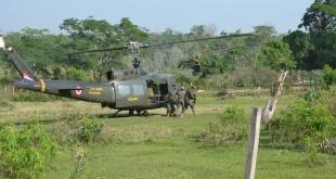 De inmediato, se dio aviso a los superiores y la búsqueda se inició hace algunas horas. Foto: Concepción al Día.