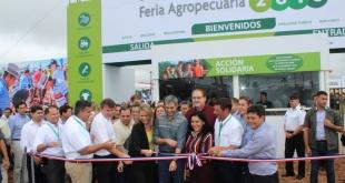 El acto protocolar contó con la presencia del presidente de la República, Mario Abdo Benítez.