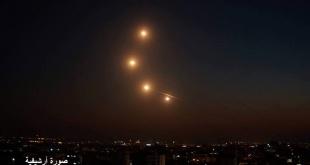 El medio local agregó que los terroristas de Hamas comenzaron a evacuar tras el comienzo de los ataques aéreos. Foto: @QudsNen.