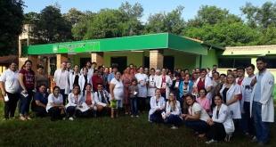 Fueron atendidas 52 señoras, provenientes de varias comunidades del distrito de Itakyry.