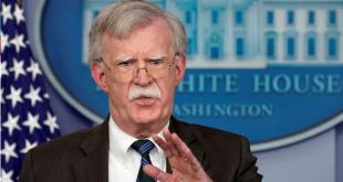 El asesor de Seguridad Nacional estadounidense, John Bolton.